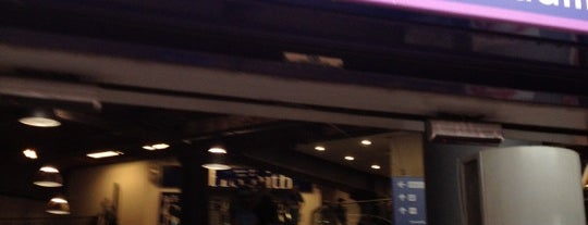 Manchester Piccadilly Railway Station (MAN) is one of You calling me a train spotter?.