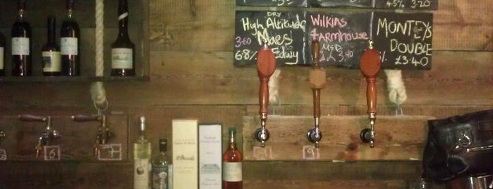 Euston Cider Tap is one of London's Best Bars.