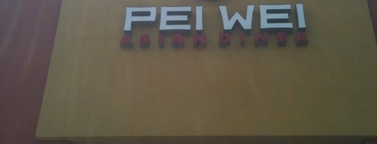 Pei Wei is one of Restaurant - CH - To Try.