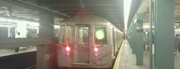 MTA Subway - Hoyt/Schermerhorn Sts (A/C/G) is one of 🗽 NYC - Brooklyn.