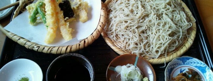 Riki Soba Restaurant is one of Hakuba, Japan.