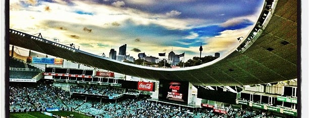 Allianz Stadium is one of outsiders....