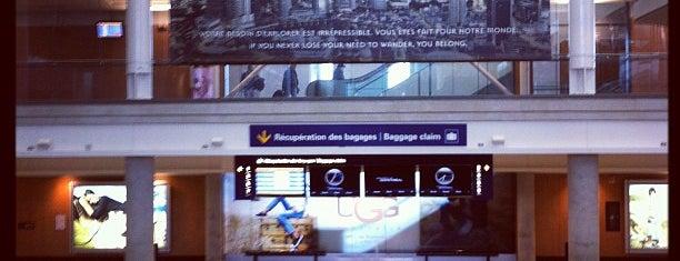 Montréal–Pierre Elliott Trudeau International Airport (YUL) is one of Big Country's Airport Adventures.