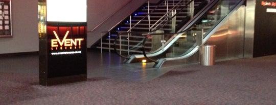 Event Cinemas is one of Posti che sono piaciuti a Ah-liv.
