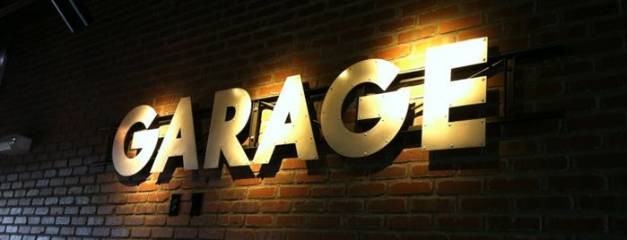 The Garage Restaurant & Bar is one of Midtown Madness.