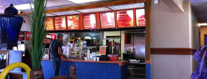 Ricky's Tacos is one of OKC/Edmond Lunch Spots.