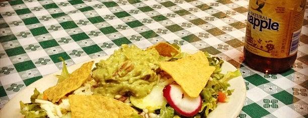 L.A. Burrito is one of Brooklyn.