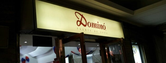Dominó Agustinas is one of [ Santiago ].