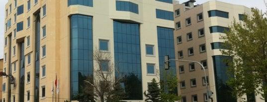 Başkent Üniversitesi Hastanesi is one of Yasemin Arzu'nun Kaydettiği Mekanlar.