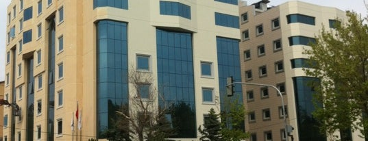 Başkent Üniversitesi Hastanesi is one of สถานที่ที่ Cansu ถูกใจ.