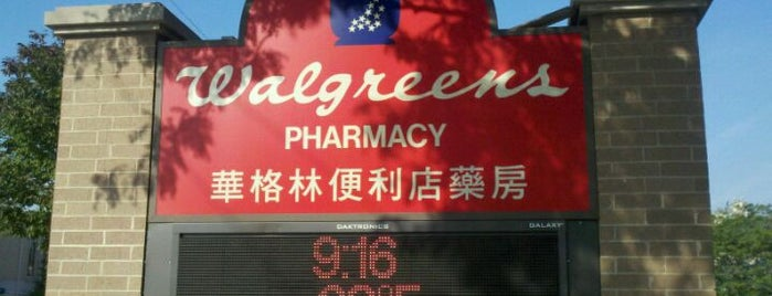 Walgreens is one of Sil 님이 좋아한 장소.