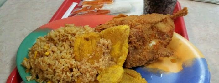 El Caldero Chino is one of Food and Bars.