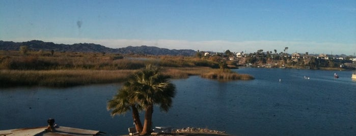 Lake Martinez, AZ is one of Day trips.