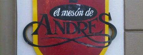 El Mesón de Andrés is one of Donde tomar vino en Caracas, Venezuela.