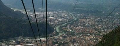 Funivia del Renon is one of Italy.
