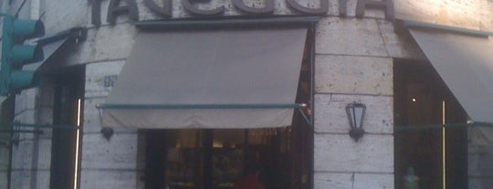 Taveggia is one of Bere la cioccolata a Milano.