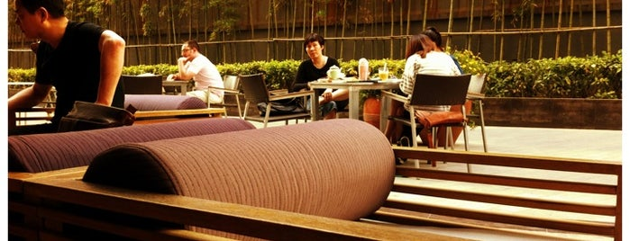 Naam Thai is one of Simons Shanghai List.