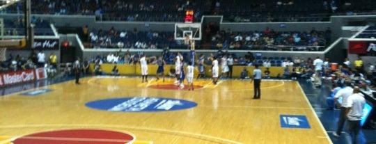 Smart Araneta Coliseum is one of Mark.