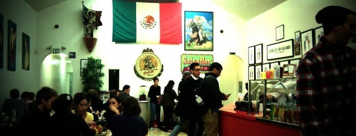 Pancho Villa Taqueria is one of Must Visit Spots In San Francisco.