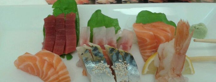 Tomoyoshi Porpora is one of Sushi Milano.