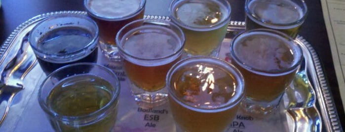 Silver Moon Brewing & Tap Room is one of Best Breweries in the World.