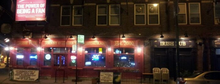 Johnny O'Hagan's is one of Best Bars in Chicago to watch NFL SUNDAY TICKET™.