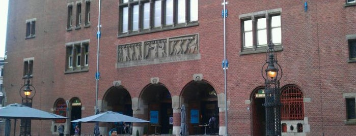 Beurs Van Berlage Café is one of Free WiFi Amsterdam.