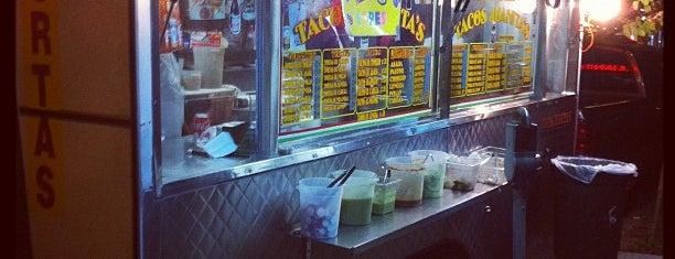 Tacos Juanita's is one of Los Angeles.