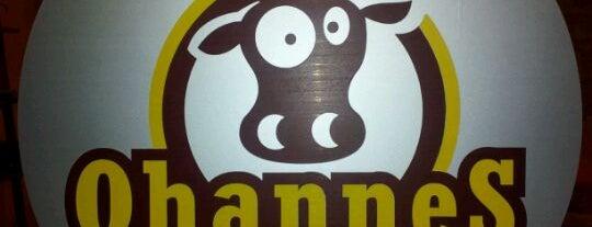 Ohannes Burger is one of İzmir'de uğranılması gereken lezzet noktaları.