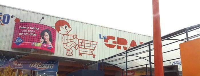 La Gran Bodega is one of Locais curtidos por David.