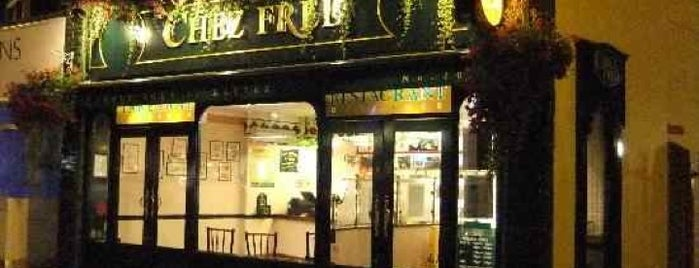 Chez Fred is one of Bournemouth Places To Visit.