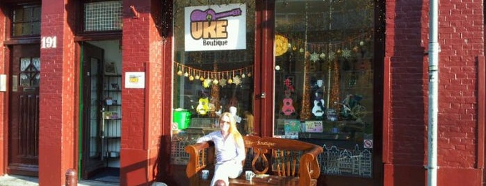 Uke Boutique is one of Amsterdam.
