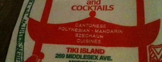 Tiki Island Restaurant is one of Crave-worthy Chinese.