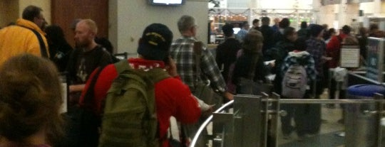 TSA Security is one of Favorite Nightlife Spots.