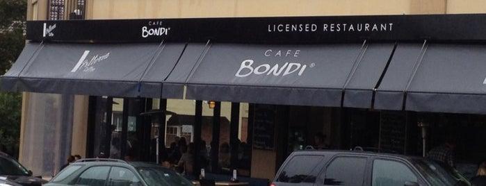Cafe Bondi & Dumplings is one of Locais salvos de Soraya.