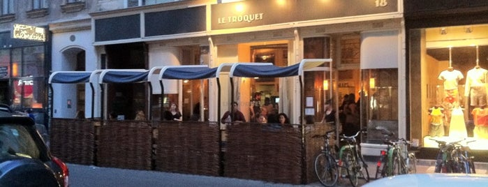 Le Troquet is one of Wien & Umgebung.