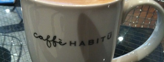 HABITŪ CAFFÈ is one of Lieux qui ont plu à SV.