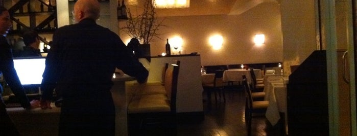 Il Grano is one of Chris' LA To-Dine List.