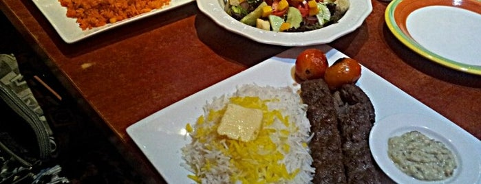 Persia Grill is one of Food: Makati.