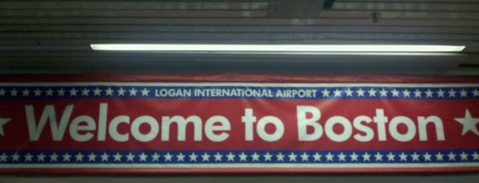 Boston Logan International Airport (BOS) is one of Where to Use Paperless Boarding Passes.