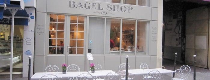 Bagel Shop is one of  Paris Eat .
