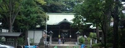玉川神社 is one of せたがや百景 100 famous views of Setagaya.