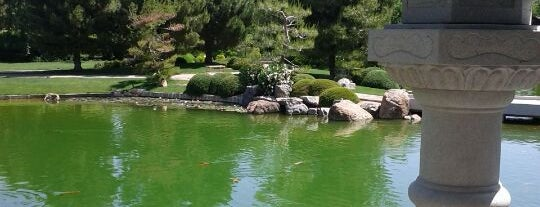 Japanese Friendship Garden is one of Phoenix.