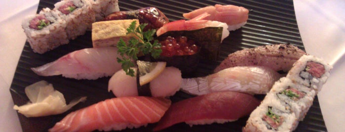i veri ristoranti giapponesi a Milano