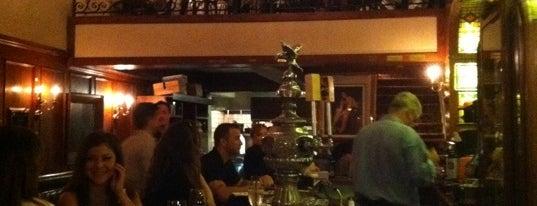 Dobson's Bar & Restaurant is one of Joe's List - Best of San Diego.
