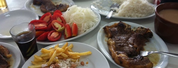 Batata Restaurante e Lanchonete is one of PR.