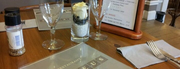 Brasserie Meeus is one of Tamaraさんの保存済みスポット.
