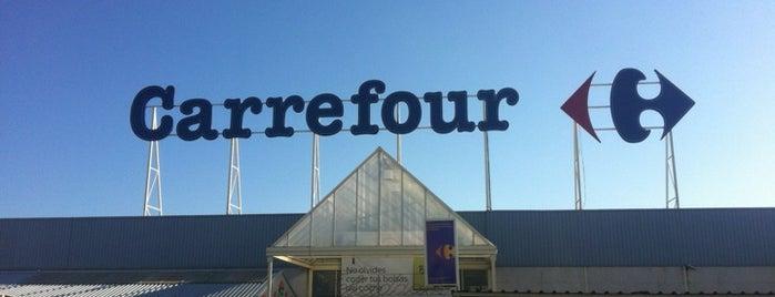 Carrefour is one of Luisete'nin Beğendiği Mekanlar.