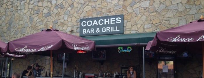 Coaches Bar and Grill is one of Columbus.