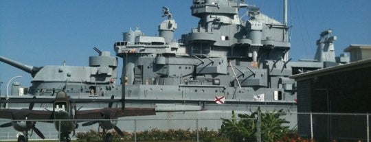 USS Alabama Battleship Memorial Park is one of Best Places to Check out in United States Pt 1.